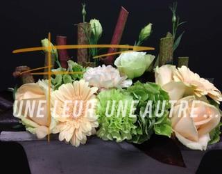 Une fleur, une autre - Bouquet