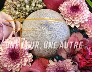 Une fleur, une autre - Montage